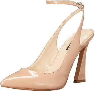حذاء Tabita3 نسائي من NINE West، مصنوع من الجلد الطبيعي الحائز على براءة اختراع، مقاس 6