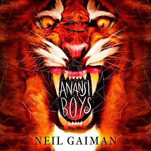 Anansi Boys Audiobook By Neil Gaiman cover art