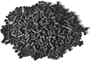 vidaXL Bolsa de 5 kg con Bolitas de Carbono Activo