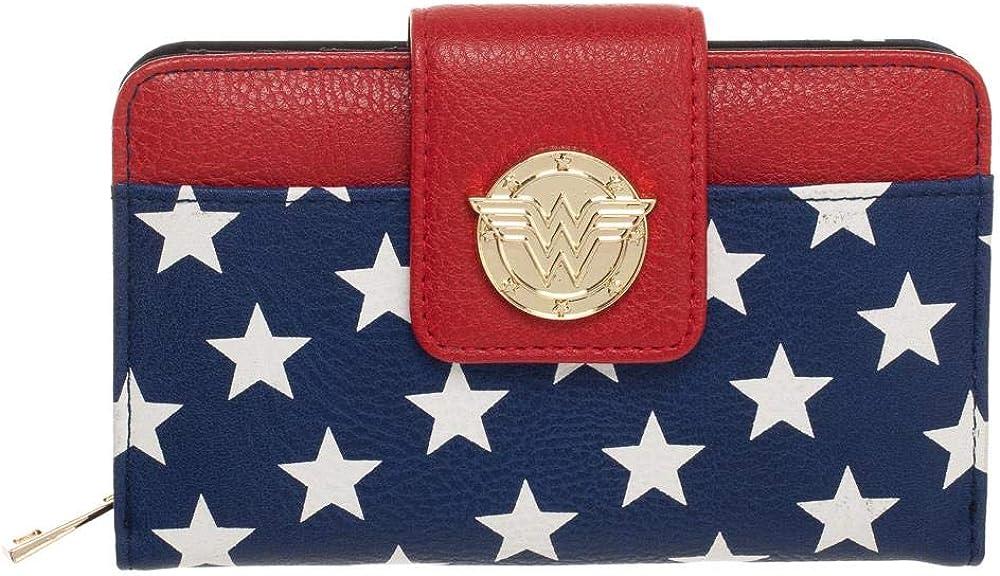 DC Comics Wonder Woman Suit Up Wallet