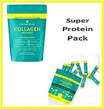 Further Food Collagen Peptides Protein Powder ~ Super Pack ~ 32 oz + 35 Packet