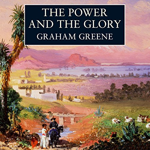 The Power and the Glory audiobook cover art
