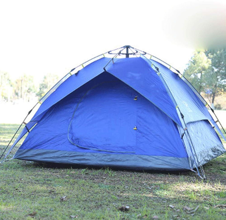 Novopus Zelt:Outdoor - automatische Schnell öffnen Double Layer Layer Layer 3 MIT Zelt für 3-4 Personen B07KVCMPBK  Sehr gelobt und vom Publikum der Verbraucher geschätzt 4accfb