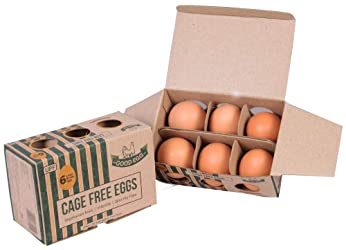 Farm Made Foods UPF The Good Eggs, Pack of 6