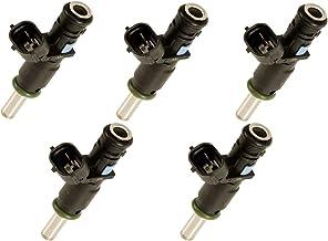 AAP Set of 5 Re-Manufactured OEM Fuel Injectors for 2007-2014 Volkswagen Jetta 2.5L #07K906031C