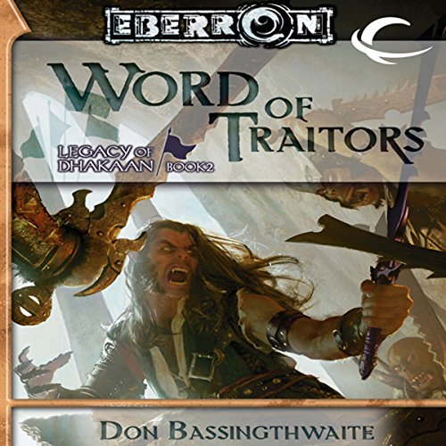 Word of Traitors  By  cover art