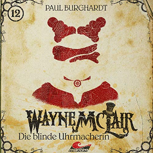 Die blinde Uhrmacherin cover art
