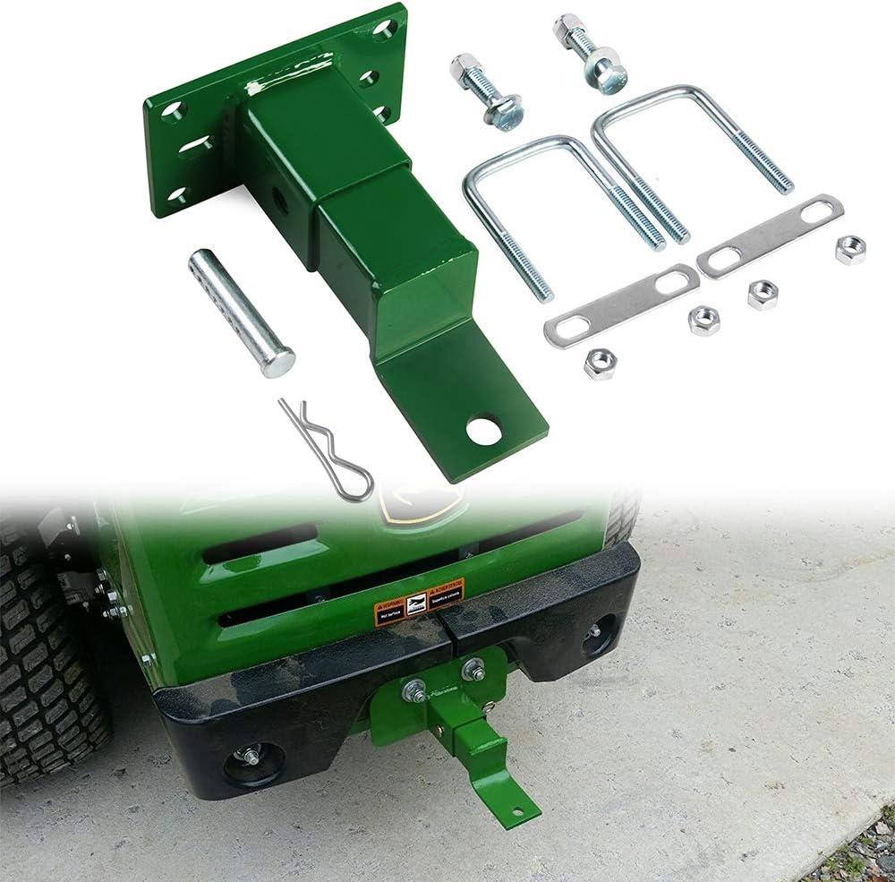 ELITEWILL Lawn Mail order cheap Tractor Trailer Hitch Mower Turn Rear Attach Zero Super sale