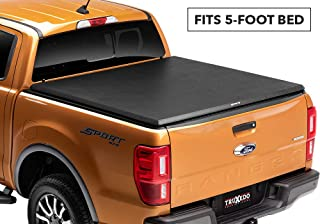 Truxedo 231001 Leather-Grain Vinyl 5' TruXport Soft Roll Up Truck Bed Tonneau Cover