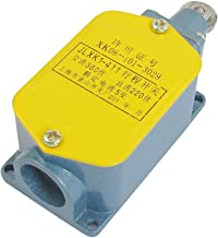 Aexit Industrial Parallel Control electrical Roller Plunger Limit Switch AC 380V DC 220V 5A JLXK1-411