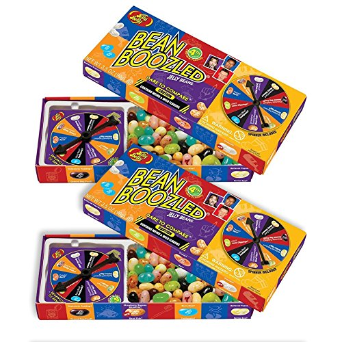 (Set/2) Jelly Belly Bean Boozled Jelly Beans Gift Box - Wild...