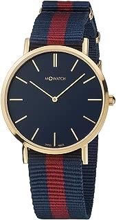 M-WATCH Smart Casual 40 Analog Black Dial Men's Watch-WRG.34140.ND