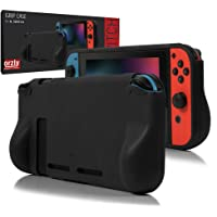 Orzly Comfort Grip Case for Nintendo Switch