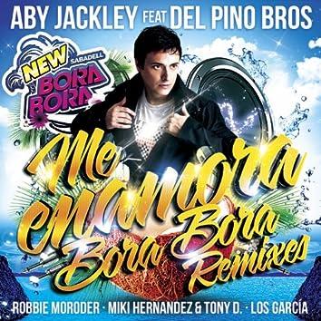 Me Enamora Bora Bora Remixes (feat. Del Pino Bros)
