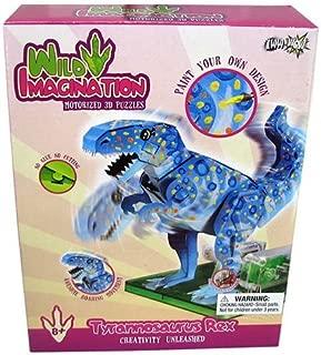 Advantus Tyrannosaurus-Rex 3-D Paper Craft Kit