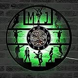 Zoom IMG-1 meet beauty orologio di parete