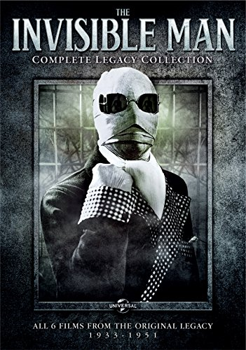 Invisible Man: Complete Legacy Collection [Edizione: Stati Uniti]