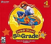 JumpStart アメリカの5年生が 英語の読解、語彙、スペルチェック、と文章校正お学ぶためのソフト9 - 12 才用 並行輸入品 アメリカから発送