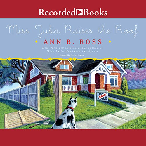 Couverture de Miss Julia Raises the Roof