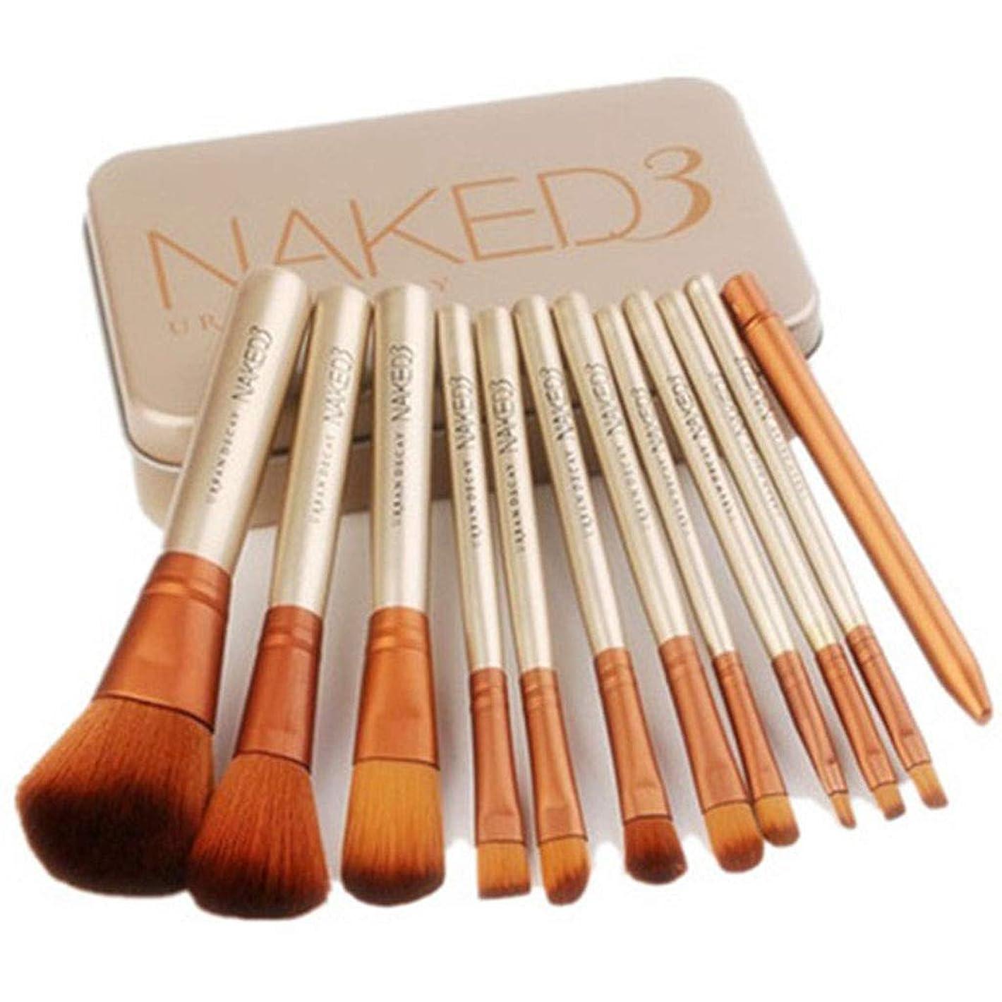 二度有望セイはさておき初心者用化粧筆のための12の化粧筆美容化粧キット