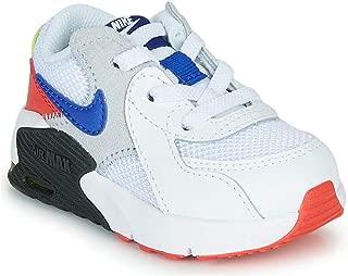 Bambini Ragazzi Ragazze Nike Air Max Stringati In Pelle Scuola Sport Running Scarpe da ginnastica Scarpa