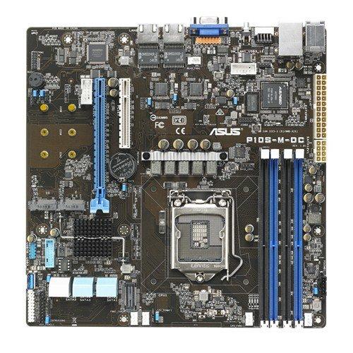 ASUS P10S-M-DC Motherboard Server Intel C232U ATX Sockel LGA 1151