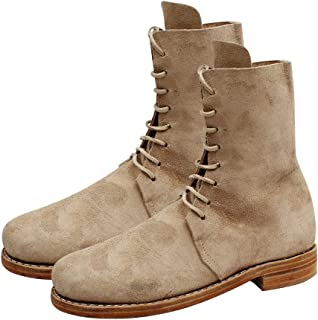 Men's Colonial Leather Boots