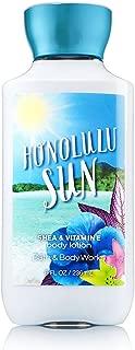 Bath & Body Works Shea & Vitamin E Lotion Honolulu Sun