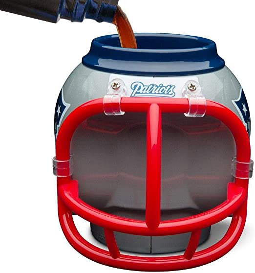Minnesota Vikings FanMug Helm Football Dosenhalter Tasse Becher Stiftbox