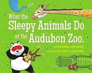 What the Sleepy Animals Do at the Audubon Zoo