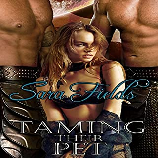 Taming Their Pet     Captive Brides, Book 3              Written by:                                                                                                                                 Sara Fields                               Narrated by:                                                                                                                                 Patrick Blackthorne                      Length: 6 hrs     Not rated yet     Overall 0.0