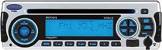 $189 » Jensen MSR3012 AM|FM|CD|USB|iPod & SiriusXM Satellite Ready Marine Stereo w/ CD Player, 160W (4x40W), Compatible with iPod...