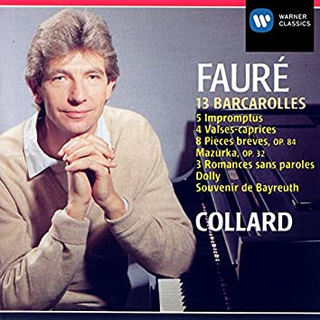 faure oeuvres pour piano