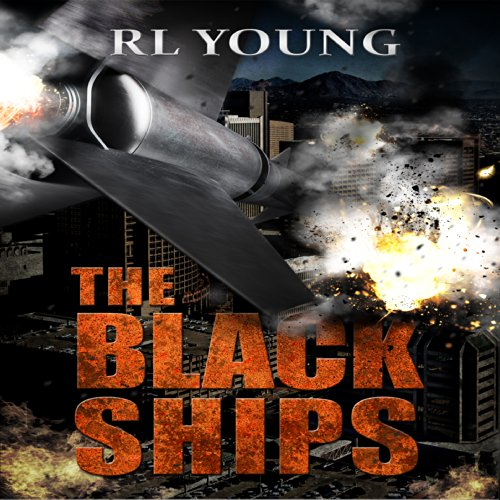 The Black Ships audiobook cover art