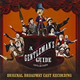 Gentleman's Guide to Love and Murder [CD]
