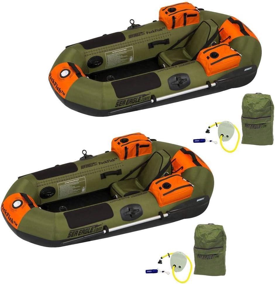Ranking TOP11 Sea Eagle PackFish7 Frameless Inflatable Angler Sales Bo Kayak Fishing