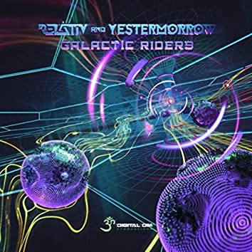 Galactic Riders