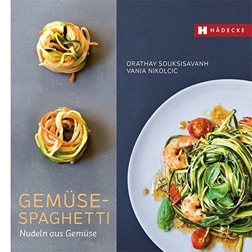 Gemüse-Spaghetti: Nudeln aus Gemüse (Genuss im Quadrat)