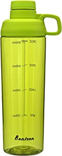 Big Sale-32 OZ BPA and Phthalate-free Bottle Plus Shaker Ball to Use as Shaker Bottle (green)