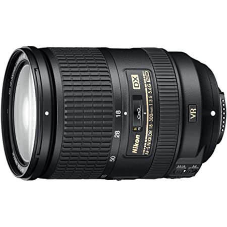 Nikon Af S Dx Nikkor 18 300 Mm 1 3 5 5 6g Ed Vr Kamera