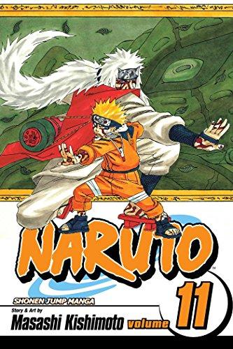 Naruto Volume 11