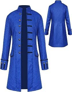 Best long blue coat Reviews