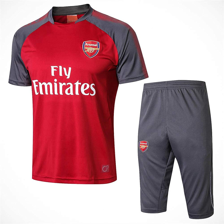 Zhaojiexiaodian Club T-Shirt & Shorts Fuballbekleidung Herren Trainingsanzug Trikotset