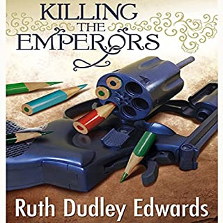 Killing the Emperors audiobook cover art