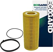 ECOGARD X5598 Cartridge Engine Oil Filter for Conventional Oil - Premium Replacement Fits Audi A6 Quattro, Q5, Q7, S4, A7 Quattro, S5, A4 Quattro, SQ5, A5 Quattro, A6, A8 Quattro, A4