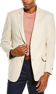 Regent Fit Linen-Blend Sportcoat