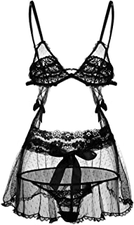 Babydolls & Playsuits Lingerie Set For Women