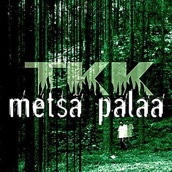 Metsä Palaa