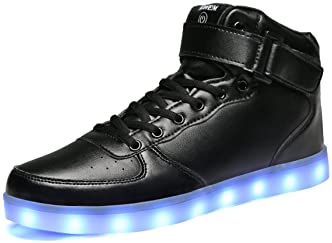 Explore led light up shoes for adults