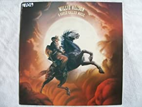 WILLIE NELSON A Horse Called Music LP 1989